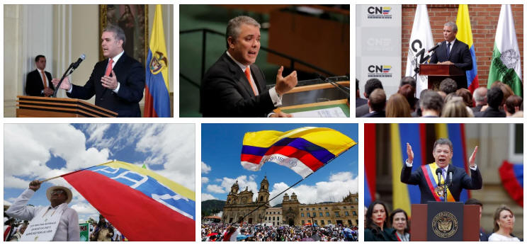 Colombia: Political System
