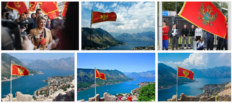 Montenegro: political system