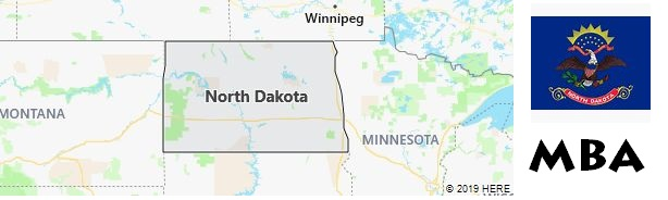 North Dakota MBA Universities