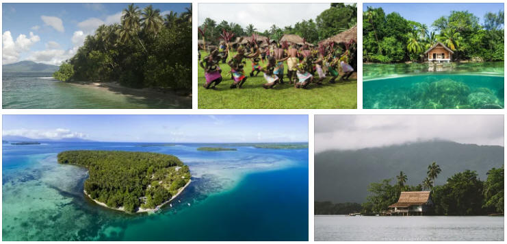 Solomon Islands: Political System