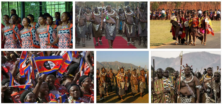 Swaziland: Political System