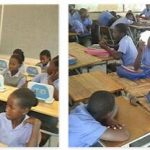 Namibia Children and School