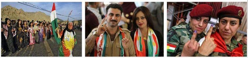 The Kurds in Iraq 2
