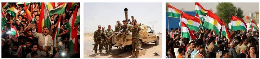 The Kurds in Iraq 3