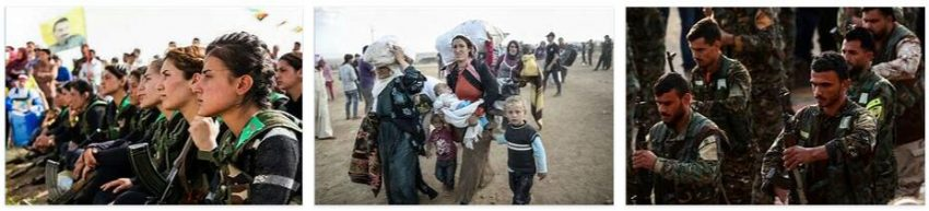 The Kurds in Syria 1
