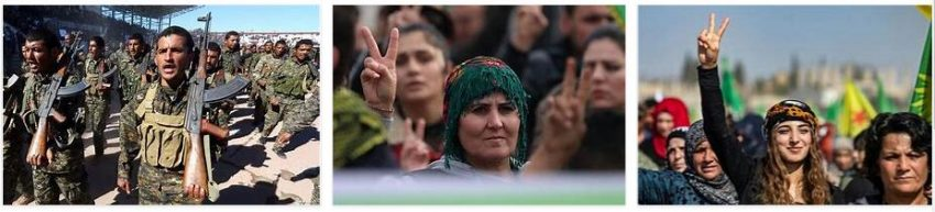 The Kurds in Syria 2