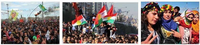The Kurds in Turkey 2