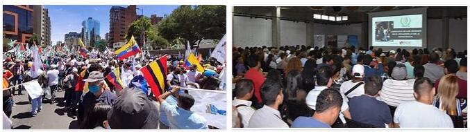 Ecuador Democracy